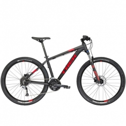 Horský bicykel Trek MARLIN 7 Black/red - 2017