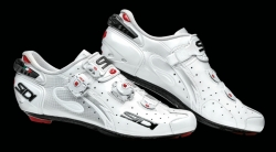 Tretry Sidi WIRE Carbon Vernice - White / white