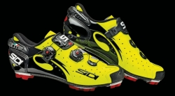Tretry MTB Sidi DRAKO Carbon SRS Vernice - yellow fluo / black