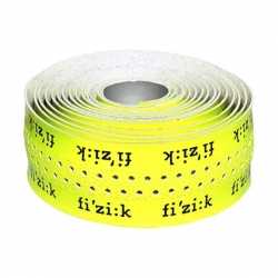 Fizik Superlight Bar Tape žltá logo