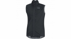 Vesta GORE wear c3 windstopper® light vest black