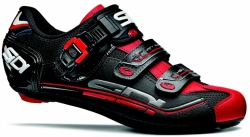 Tretry Sidi GENIUS 7 black/black/red