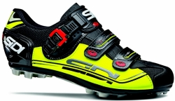 Tretry MTB Sidi Eagle 7 black/yellow/black