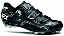 Tretry MTB Sidi BUVEL Black