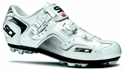 Tretry MTB Sidi CAPE White