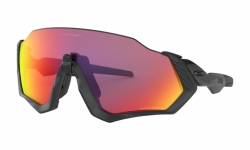Okuliare OAKLEY Flight Jacket Polished Black PRIZM Road OO9401-0137