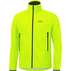 Bunda GORE Bike Wear WS Bike Jacket neon yellow - black