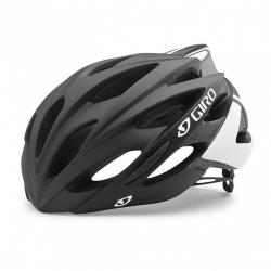 GIRO Savant-mat black/white