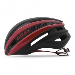 GIRO Synthe-red/mat black