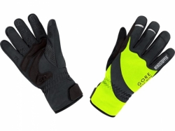 Rukavice Gore Universal WS Therno yellow black