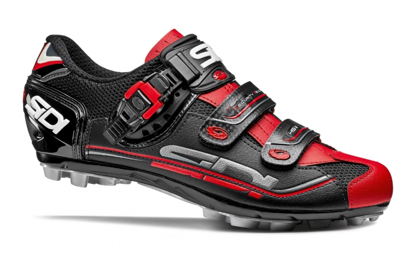 Tretry Sidi Eagle 7 black-red  2017