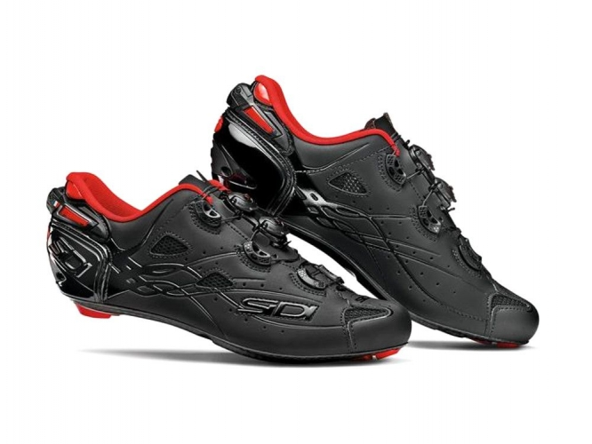 Sidi SHOT Total Black - Limited edition