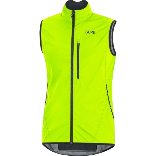 Vesta GORE wear c3 windstopper® light vest neon yellow/ black